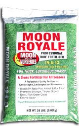 Moon Royale Turf Fertilizer